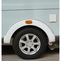 Caravan Camper Aanhangwagen Banden Wielen Velgen