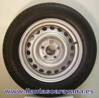 SPARE WHEELS CARAVAN TRAILER