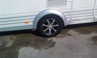 ALLOYRIMS Caravan alloy wheels trailer