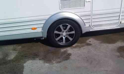 Hymer Caravan Wielen Reservewiel Velgen Aluminiumvelgen 185r14c
